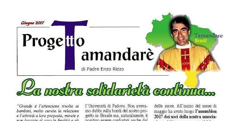 """ECCO IL """"NOTIZIARIO"""" DI GIUGNO 2016"""