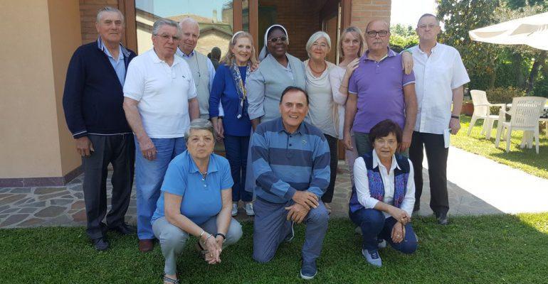 INCONTRO CON SUOR SCOLASTICA DELLA MISSIONE IN CONGO DELLE MEDEE