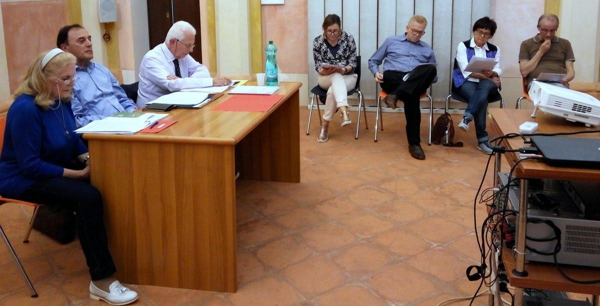 Lettura della Relazione del Consiglio Direttivo