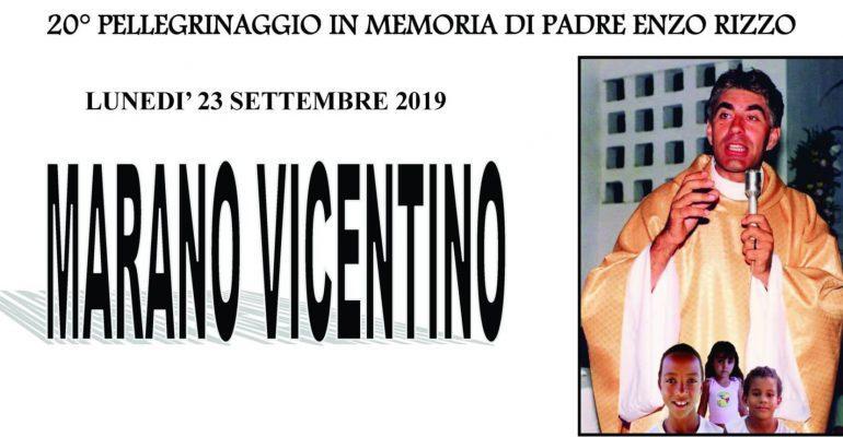 20° PELLEGRINAGGIO IN MEMORIA DI PADRE ENZO RIZZO
